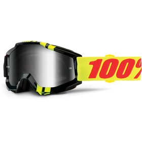 100% Accuri Anti Fog Mirror Goggles zerbo